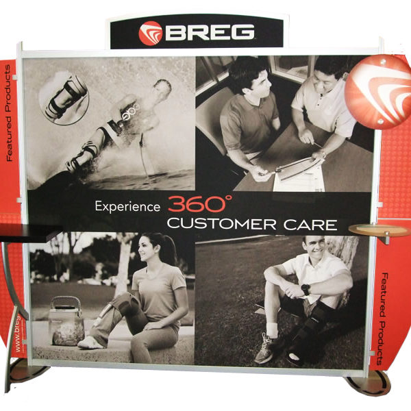 Breg Popup Display